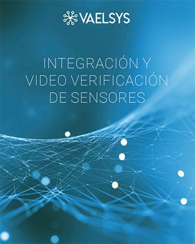Integración Video Verificación de sensores
